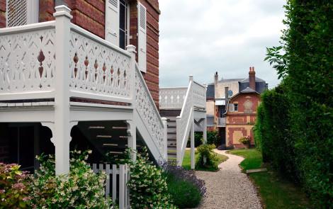 Chambres d'hôtes à Deauville, Honfleur
