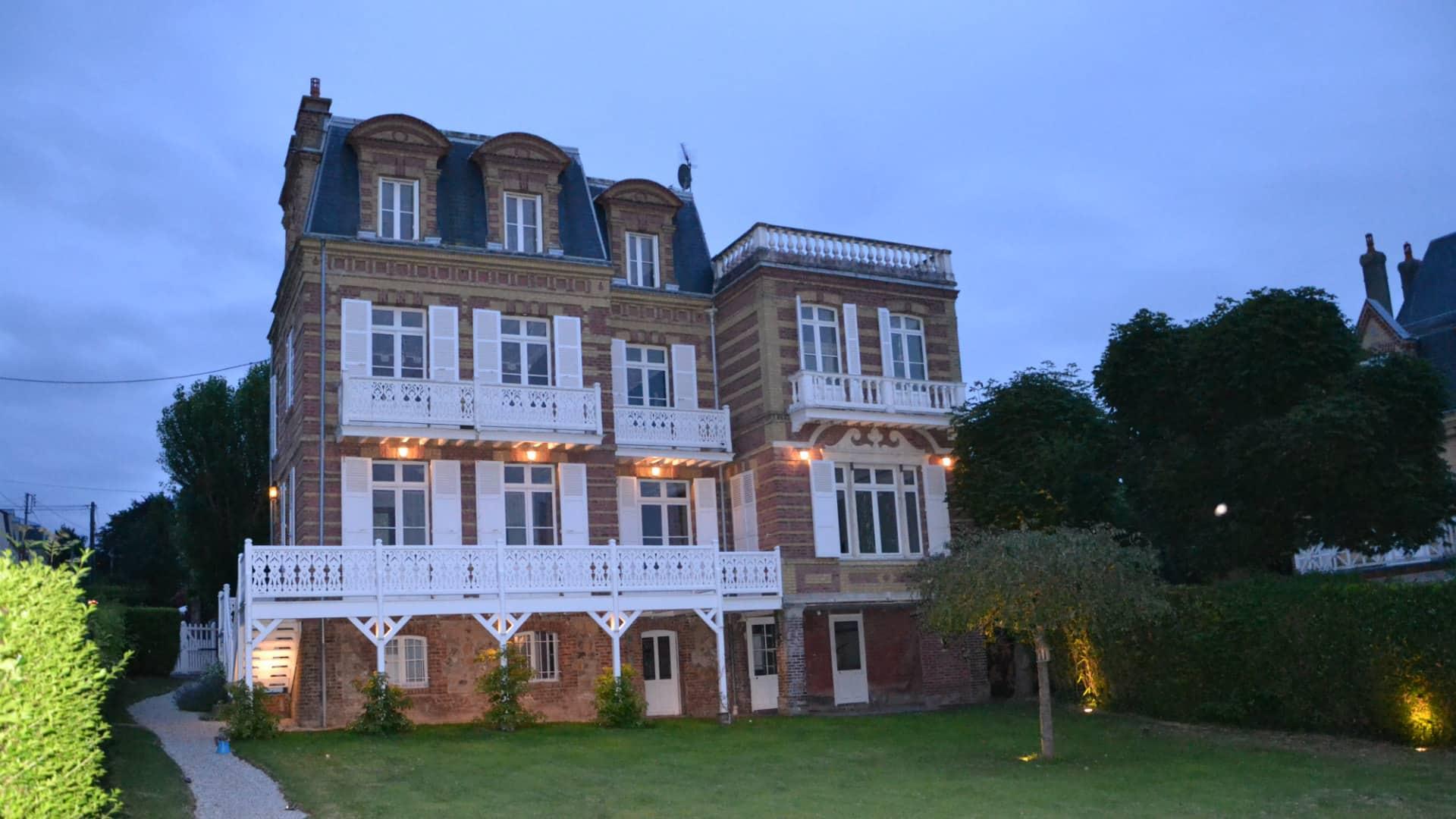 Maison d'hôtes de nuit à Honfleur